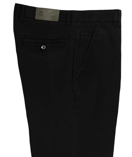 Ανδρικό παντελόνι chinos black