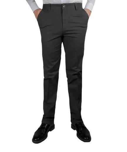 Ανδρικό παντελόνι chinos grey