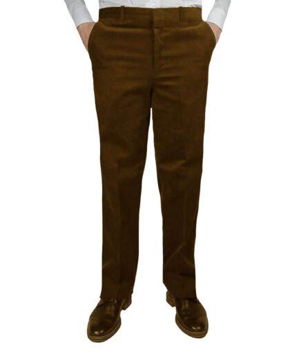 Ανδρικό παντελόνι κοτλέ