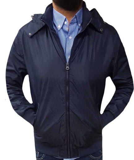 ανδρικό μπουφάν αδιάβροχο με fleece