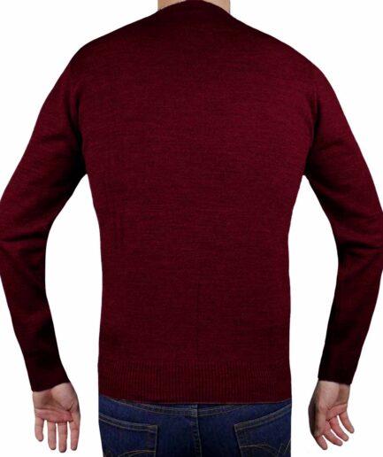 """Ανδρικό πουλόβερ πενιέ """"V"""""""