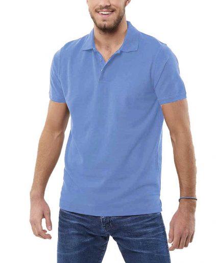 Ανδρική μπλούζα πολο πικέ