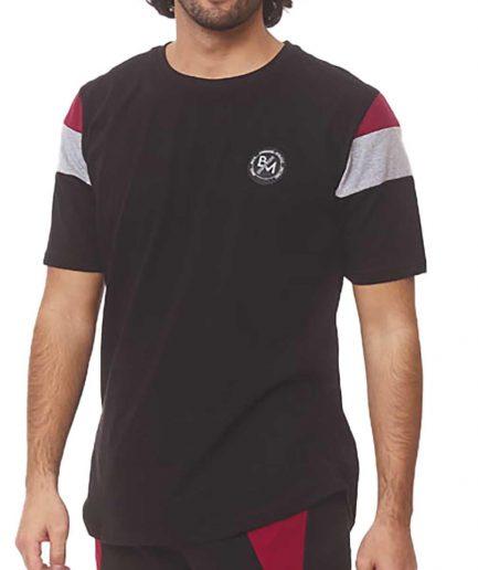 Ανδρική μπλούζα BM μαύρο