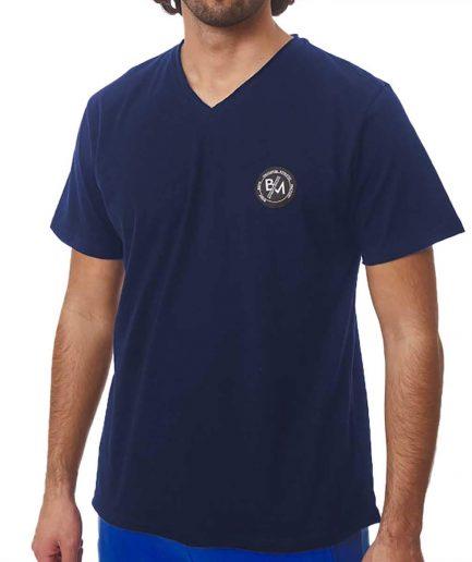 Ανδρική μπλούζα V BM