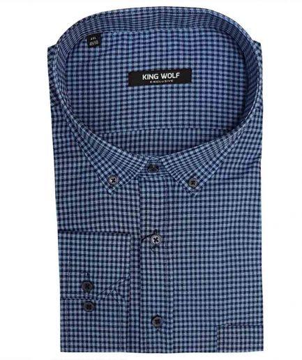 Ανδρικό πουκάμισο καρό