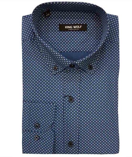 Ανδρικό πουκάμισο μοντέρνο KW