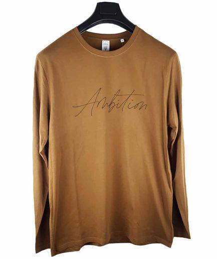 ανδρική μπλούζα CP Ambition ταμπά