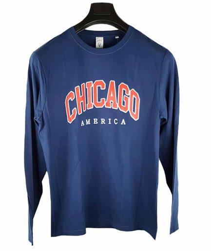 ανδρική μπλούζα CP Chicago